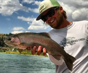 South Fork Rainbow Chase Hines