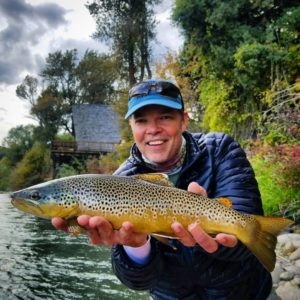 south fork of the snake river brown trout