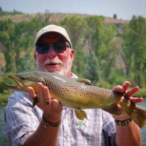 South Fork of the Snake River Fishing Report | Brown Trout