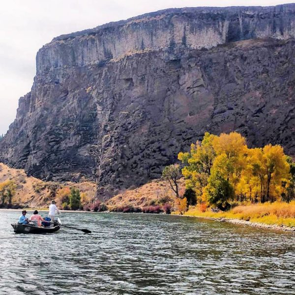 south fork of the snake river - table rock