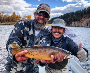 Fishing Guide Jaason Pruett | Snake River Fishing Report