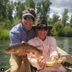 justin hays and marshall geller fly fishing